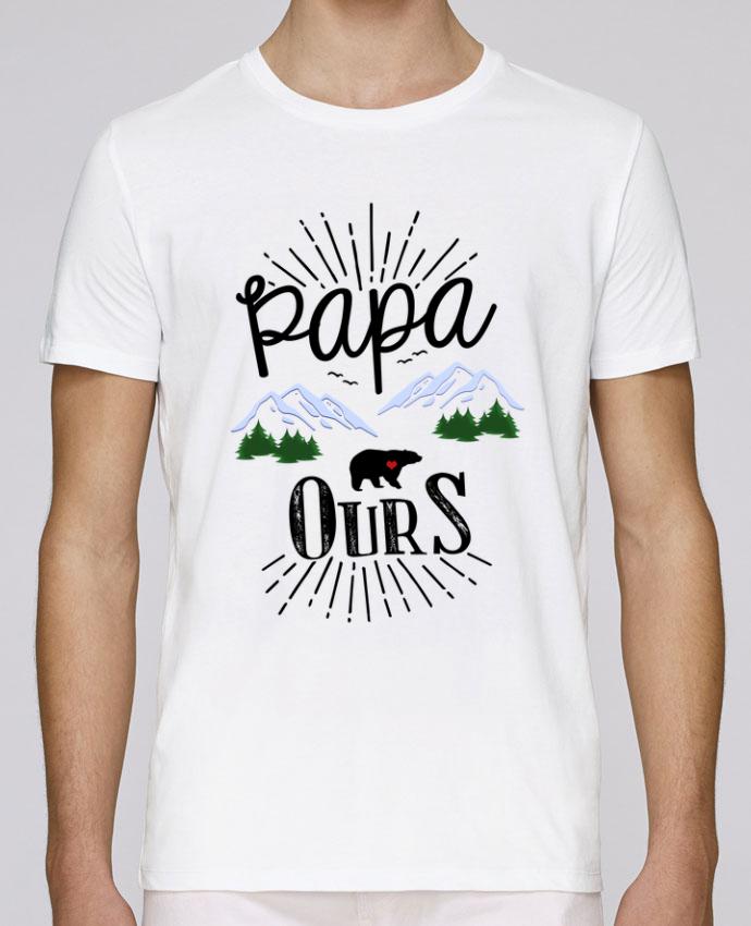 T-Shirt Col Rond Stanley Leads Papa Ours par