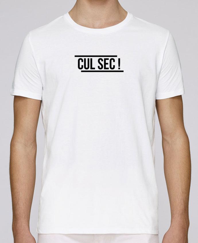 T-Shirt Col Rond Stanley Leads Cul sec ! par tunetoo