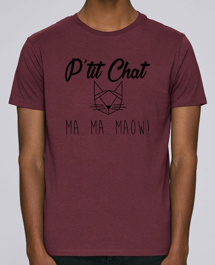 T-Shirt Col Rond Stanley Leads p'tit chat par Zdav