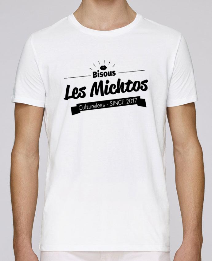T-Shirt Col Rond Stanley Leads Bisous les michtos par Axel Sedilliere