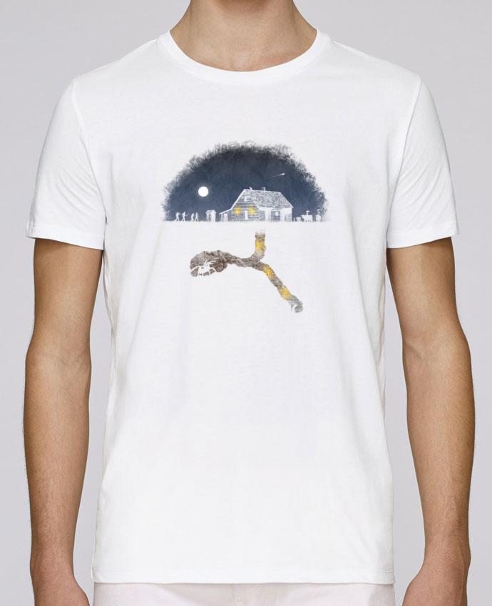 T-Shirt Col Rond Stanley Leads Always Digging par Florent Bodart