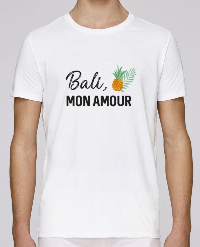 T-Shirt Col Rond Stanley Leads Bali, mon amour par IDÉ'IN