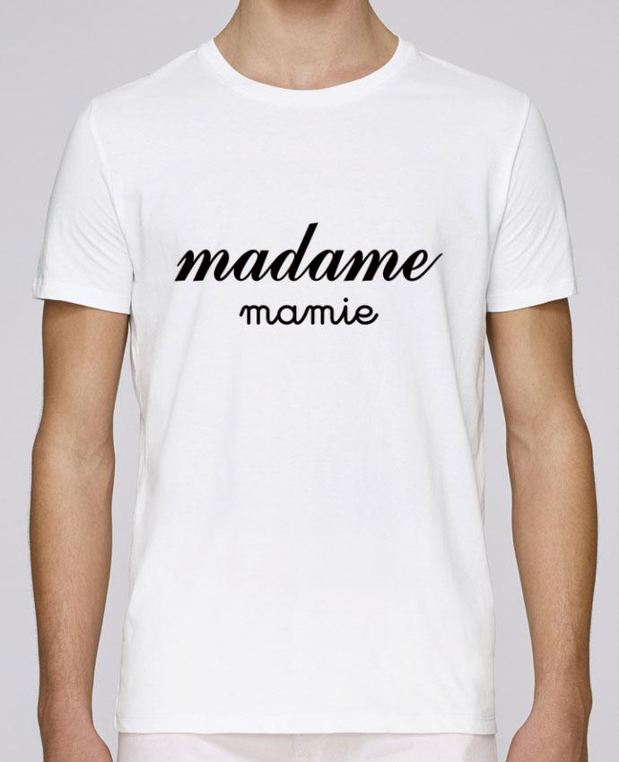 T-Shirt Col Rond Stanley Leads Madame Mamie par Freeyourshirt.com