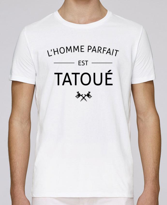 T-Shirt Col Rond Stanley Leads L'homme parfait est tatoué par LPMDL
