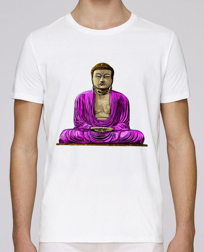 T-Shirt Col Rond Stanley Leads Bouddha Pop par Numartis