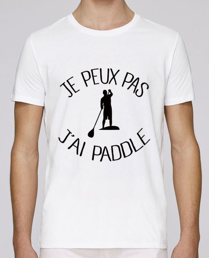 T-Shirt Col Rond Stanley Leads Je peux pas j'ai Paddle par Freeyourshirt.com