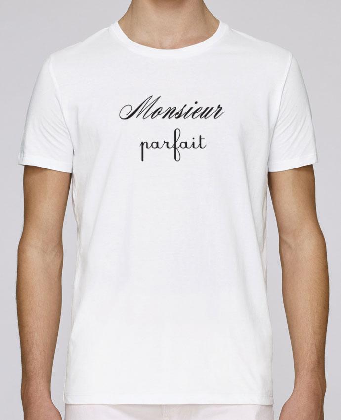 T-Shirt Col Rond Stanley Leads Monsieur parfait par Les Caprices de Filles