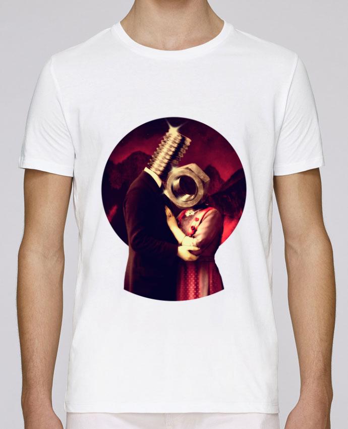 T-Shirt Col Rond Stanley Leads Screw Love par ali_gulec