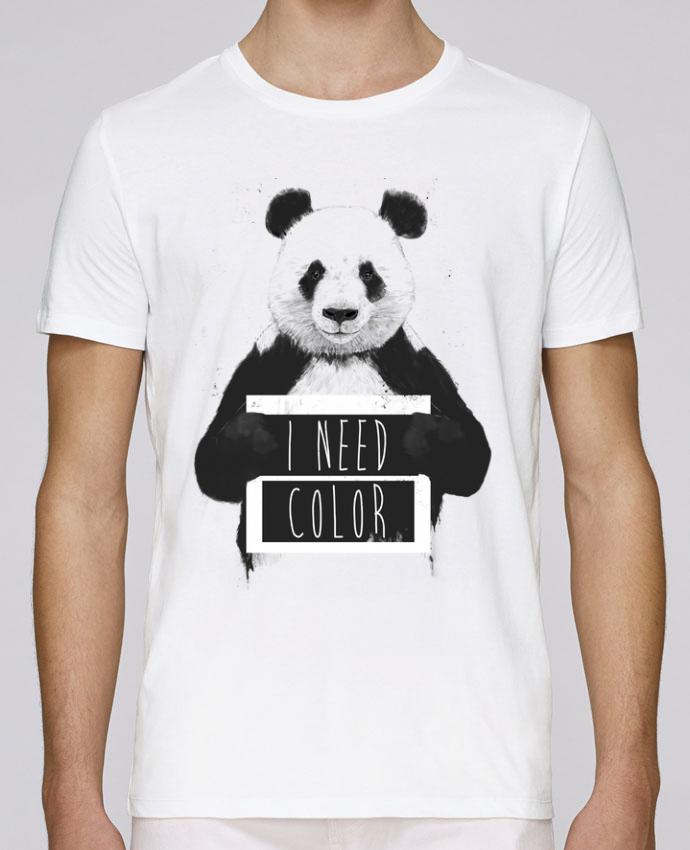 T-Shirt Col Rond Stanley Leads I need color par Balàzs Solti