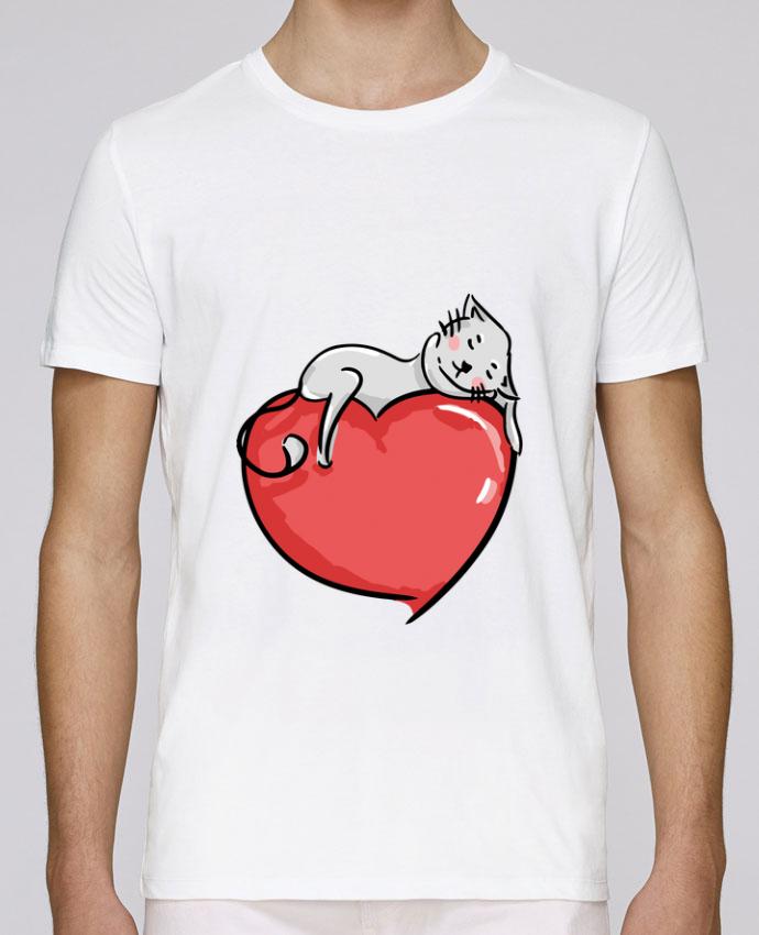 T-Shirt Col Rond Stanley Leads CatLove par