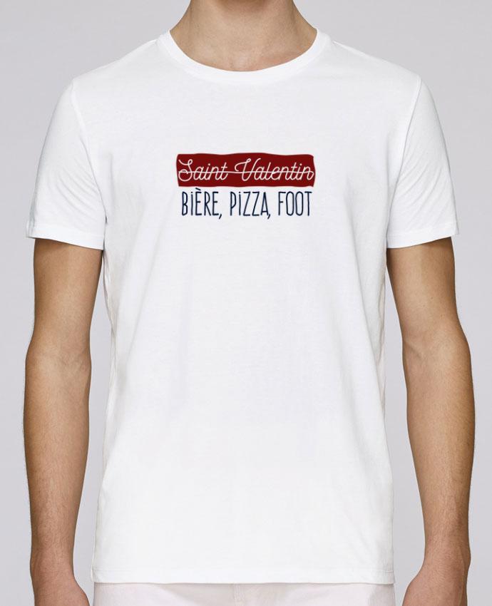 T-Shirt Col Rond Stanley Leads Saint Valentin | Bière Pizza Foot | n°1 par AkenGraphics