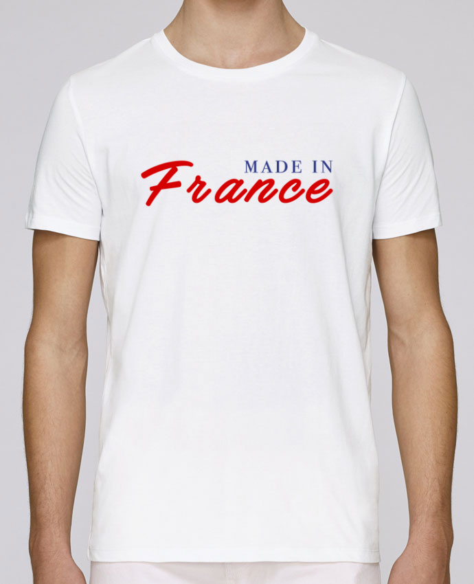 T-Shirt Col Rond Stanley Leads MADE IN FRANCE par Graffink
