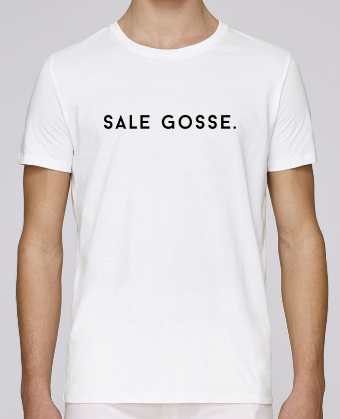 T-Shirt Col Rond Stanley Leads SALE GOSSE. par Graffink