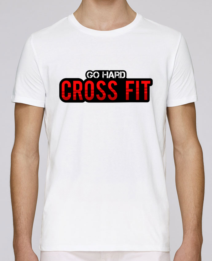 T-Shirt Col Rond Stanley Leads Go Hard ! Crossfit par tunetoo