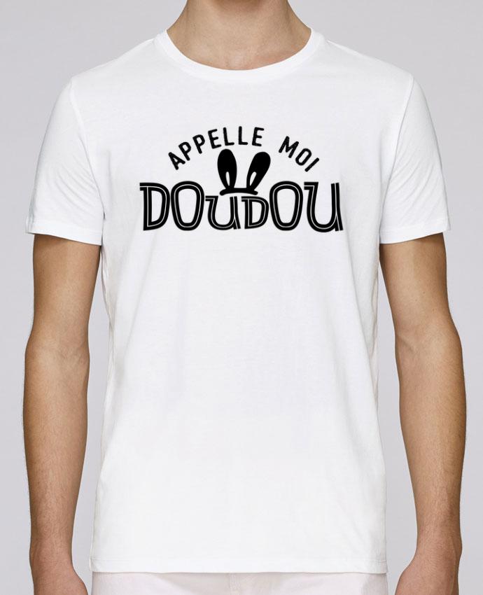 T-Shirt Col Rond Stanley Leads Appelle moi doudou par tunetoo