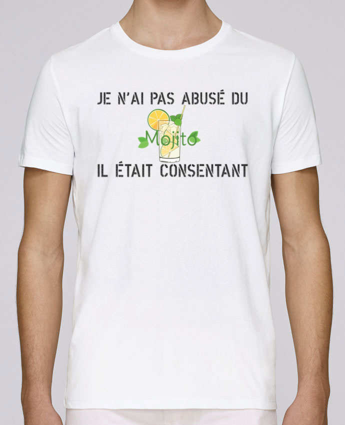 T-Shirt Col Rond Stanley Leads Je n