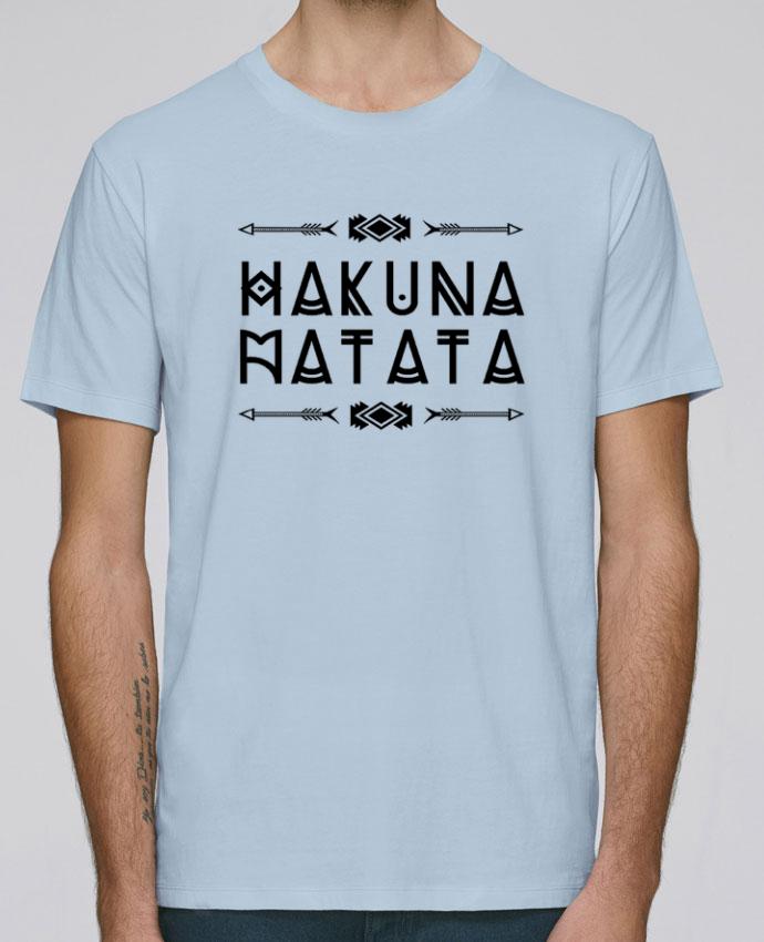 T-Shirt Col Rond Stanley Leads hakuna matata par DesignMe