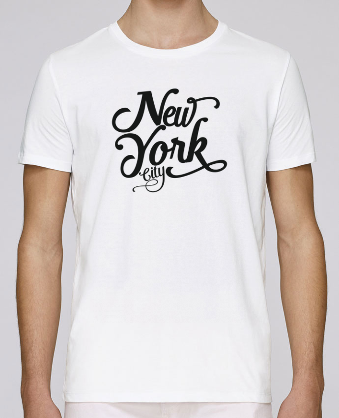 T-Shirt Col Rond Stanley Leads New York City par justsayin
