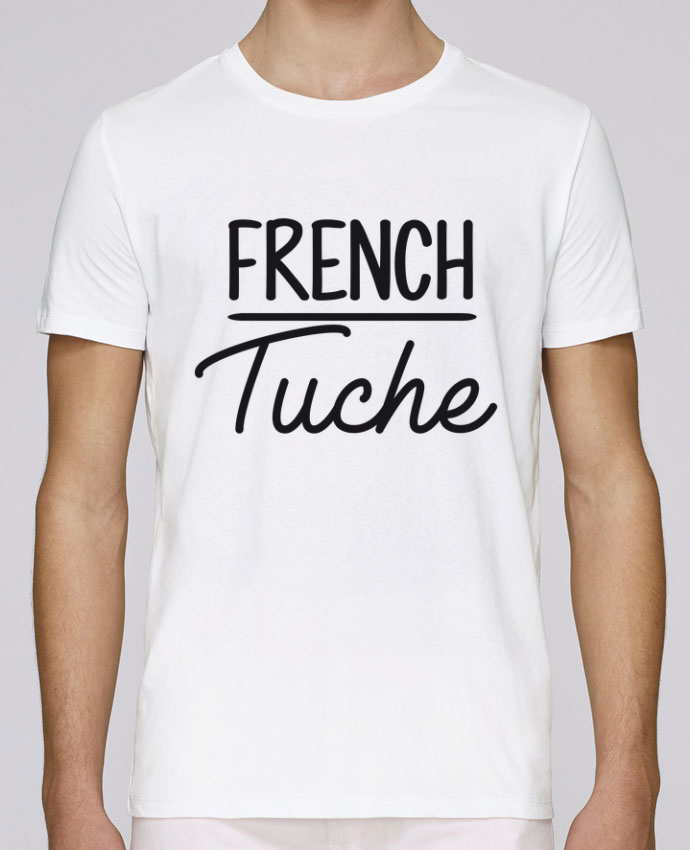 T-Shirt Col Rond Stanley Leads French Tuche par FRENCHUP-MAYO