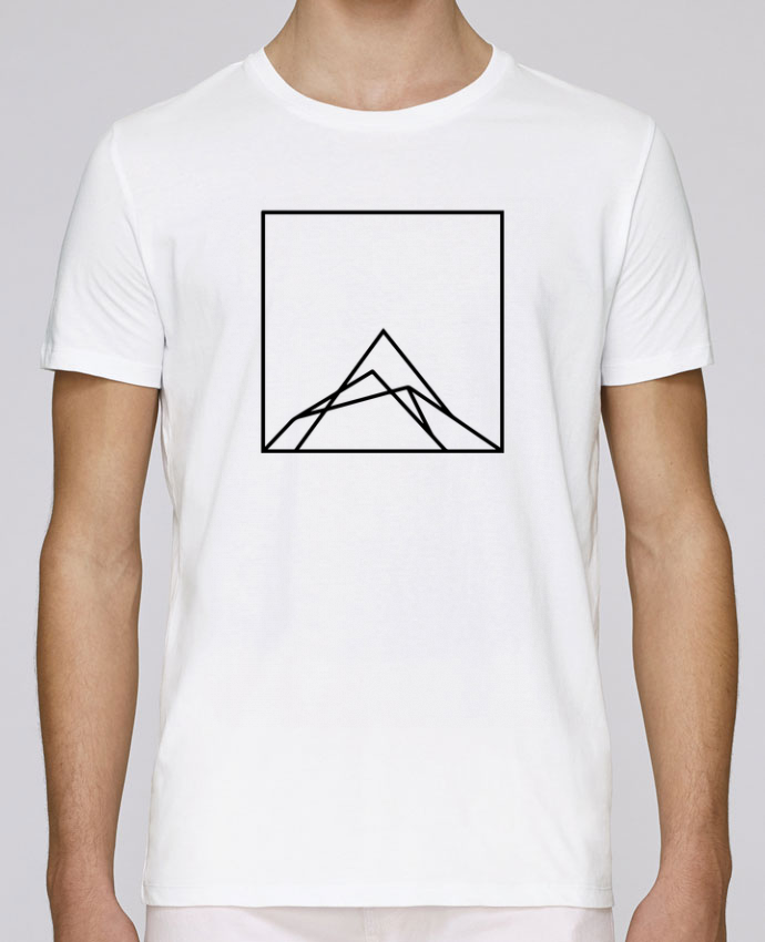 T-Shirt Col Rond Stanley Leads Montain by Ruuud par Ruuud