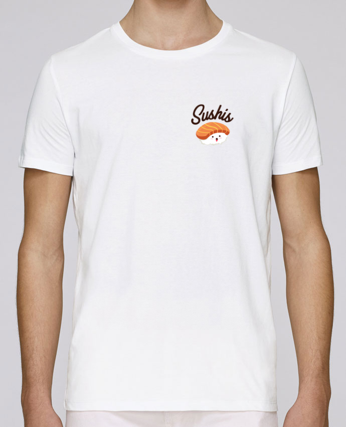 T-Shirt Col Rond Stanley Leads Sushis par Nana