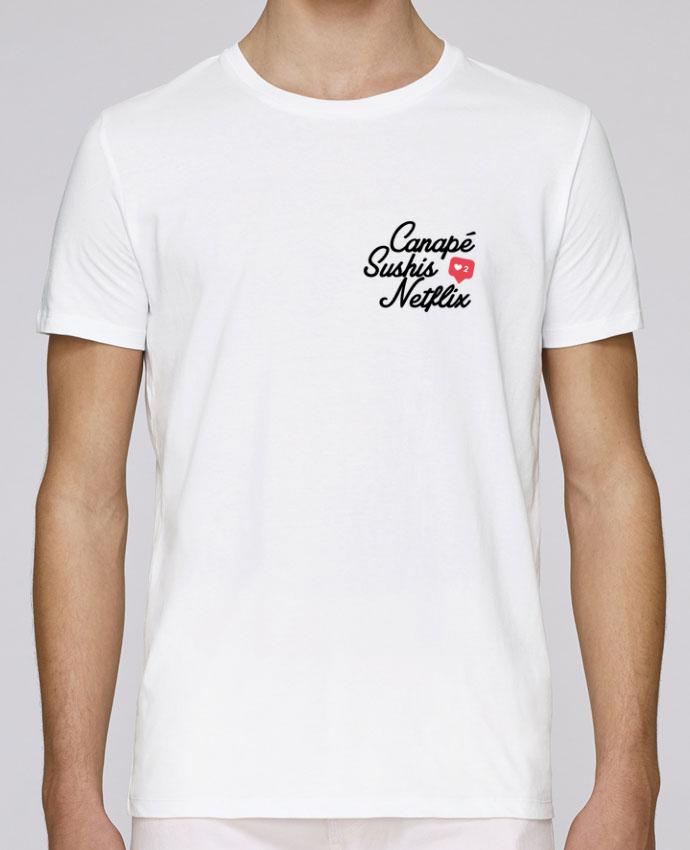 T-Shirt Col Rond Stanley Leads Soirée parfaite par Nana