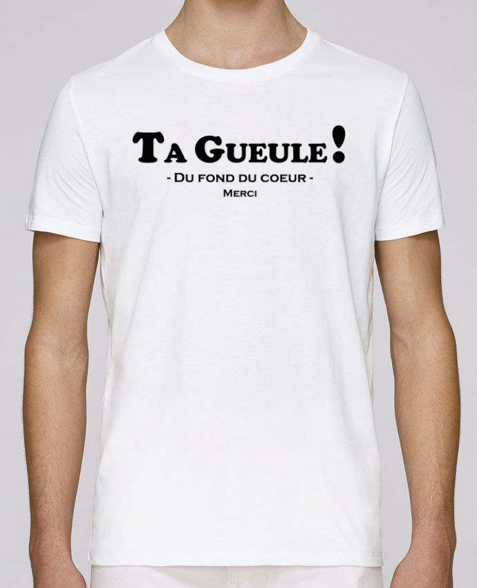 T-Shirt Col Rond Stanley Leads Ta geule ! par tunetoo