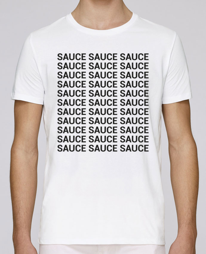 T-Shirt Col Rond Stanley Leads Sauce par tunetoo