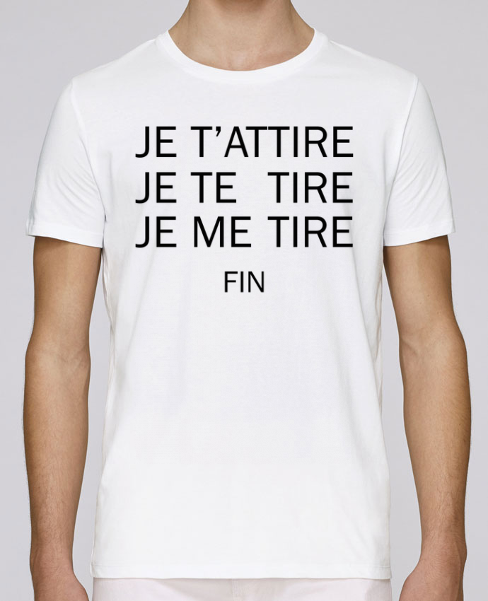 T-Shirt Col Rond Stanley Leads Je t