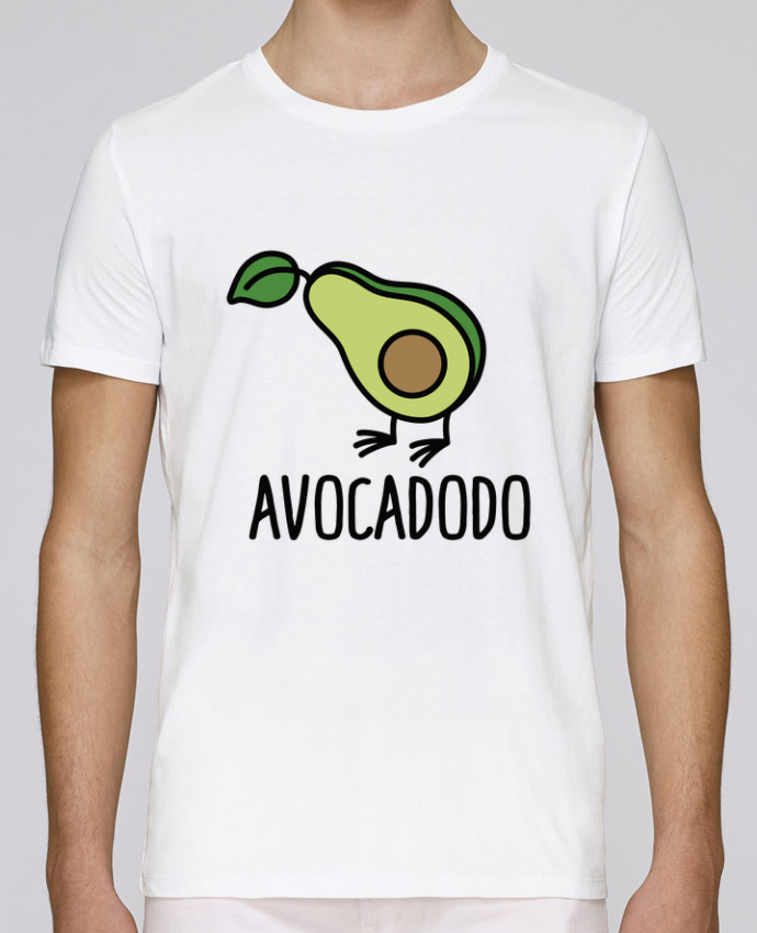 T-Shirt Col Rond Stanley Leads Avocadodo par LaundryFactory