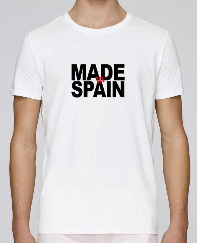 T-Shirt Col Rond Stanley Leads MADE IN SPAIN par 31 mars 2018