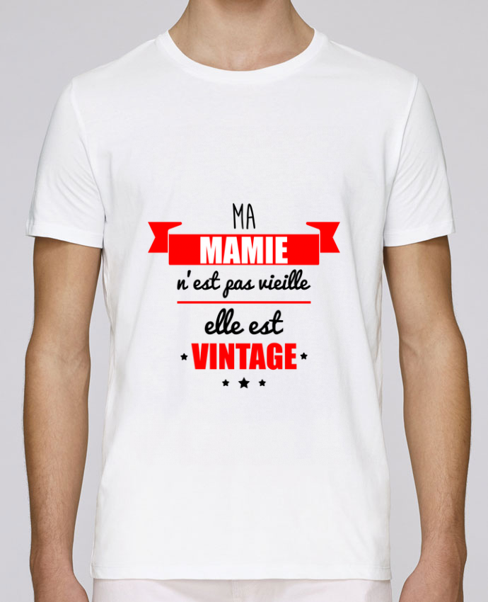 T-Shirt Col Rond Stanley Leads Ma mamie n