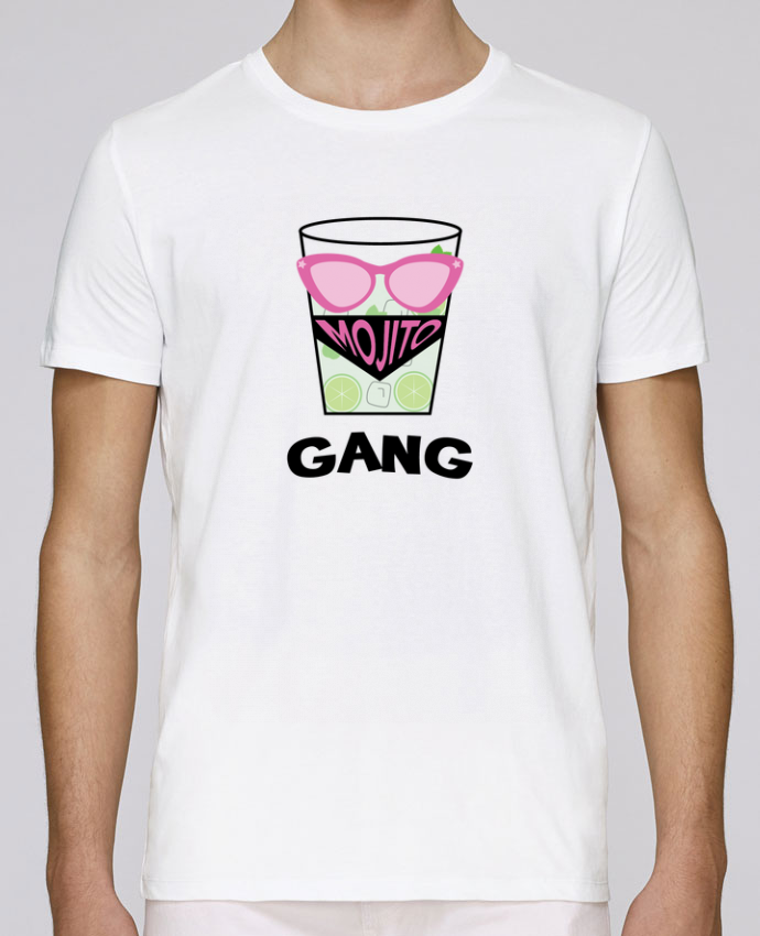 T-Shirt Col Rond Stanley Leads Mojito Gang par tunetoo