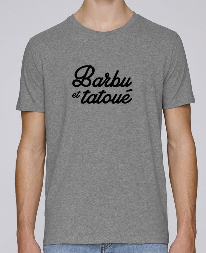 T-Shirt Col Rond Stanley Leads Barbu et tatoué par Nana