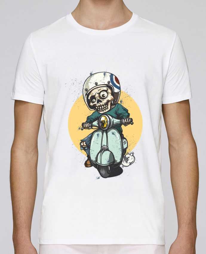 T-Shirt Col Rond Stanley Leads art design par omgraphiste