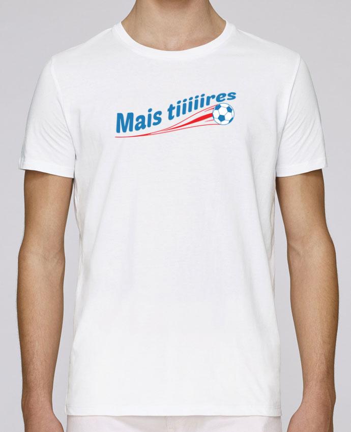 T-Shirt Col Rond Stanley Leads Mais tiiiiires par tunetoo