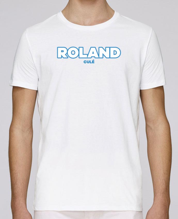 T-Shirt Col Rond Stanley Leads Roland culé par tunetoo