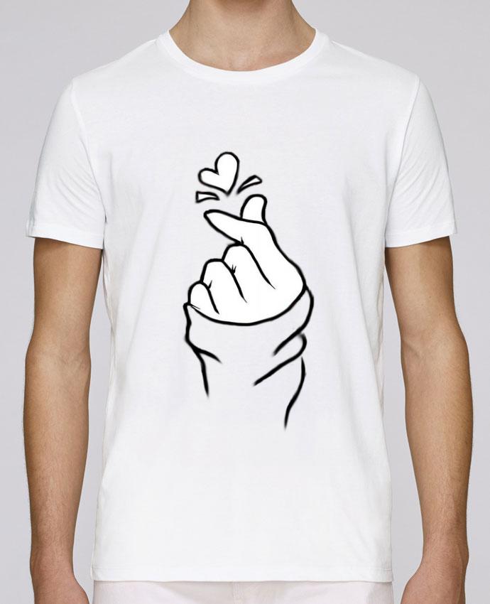 T-Shirt Col Rond Stanley Leads love par DesignMe