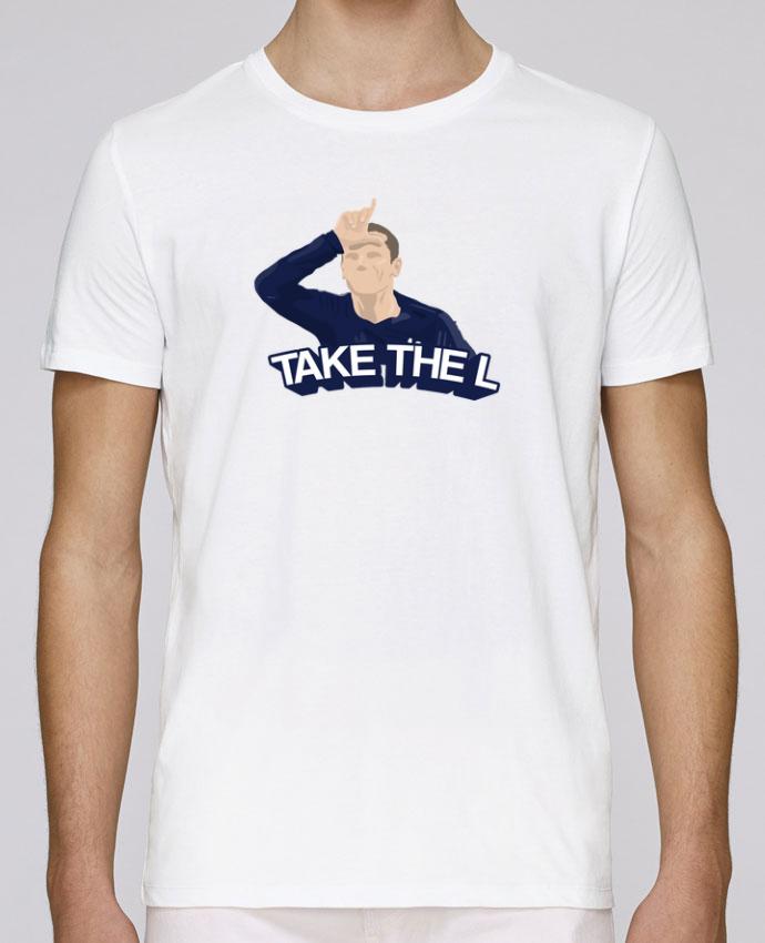 T-Shirt Col Rond Stanley Leads Griezmann célébration fortnite par tunetoo