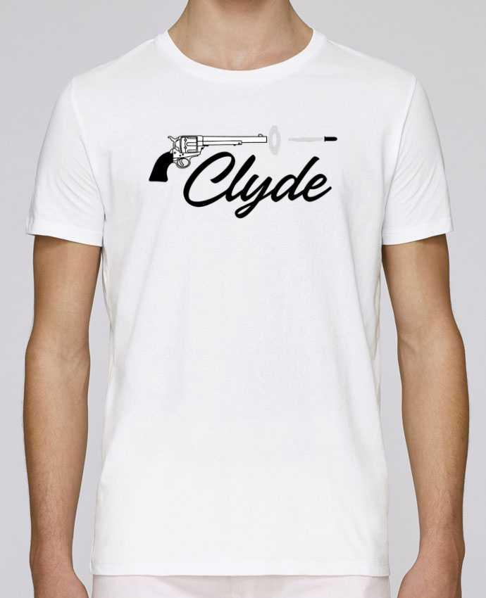 T-Shirt Col Rond Stanley Leads Clyde par tunetoo