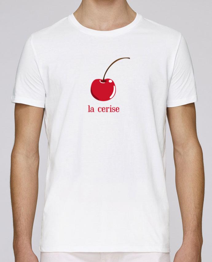 T-Shirt Col Rond Stanley Leads La cerise par tunetoo