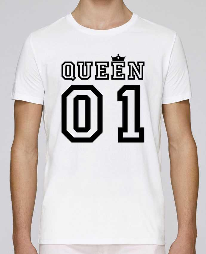 T-Shirt Col Rond Stanley Leads Queen 01 par tunetoo