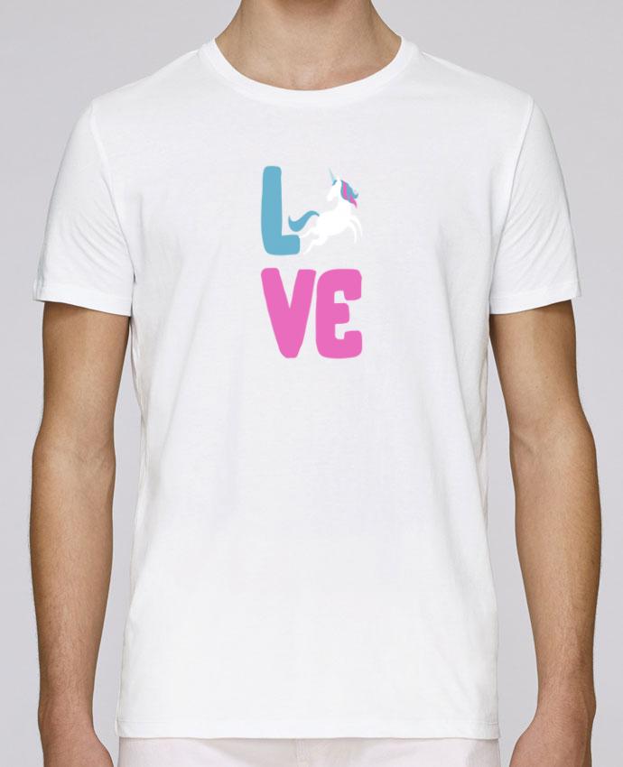 T-Shirt Col Rond Stanley Leads Unicorn love par Original t-shirt