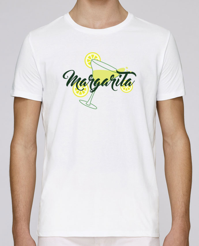 T-Shirt Col Rond Stanley Leads Margarita par tunetoo