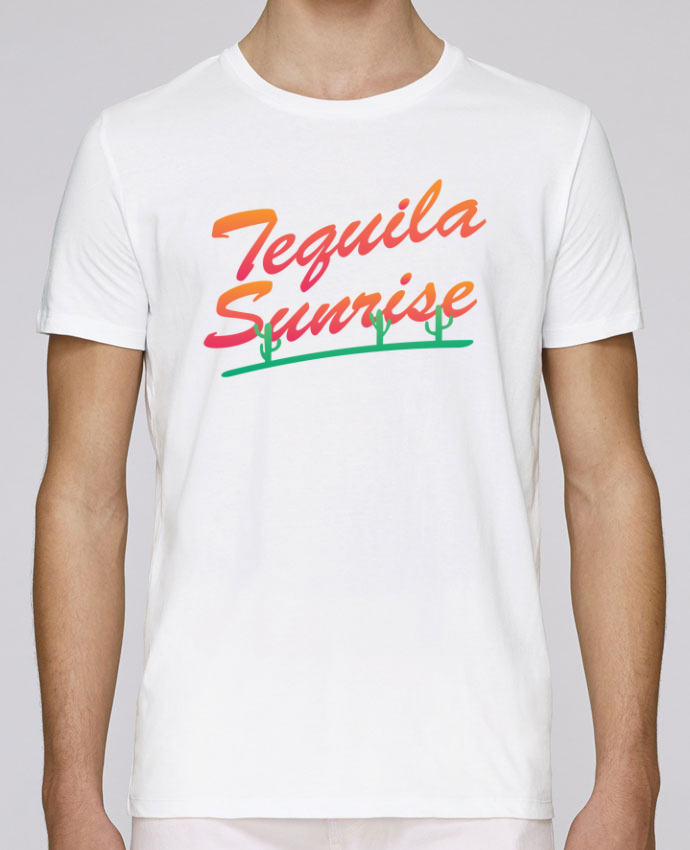 T-Shirt Col Rond Stanley Leads Tequila Sunrise par tunetoo