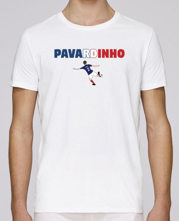 T-Shirt Col Rond Stanley Leads PAVARD - PAVARDINHO par tunetoo