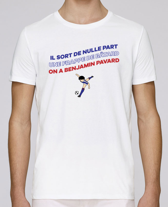 T-Shirt Col Rond Stanley Leads Chanson Pavard par tunetoo