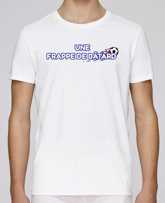 T-Shirt Col Rond Stanley Leads Frappe Pavard Chant par tunetoo
