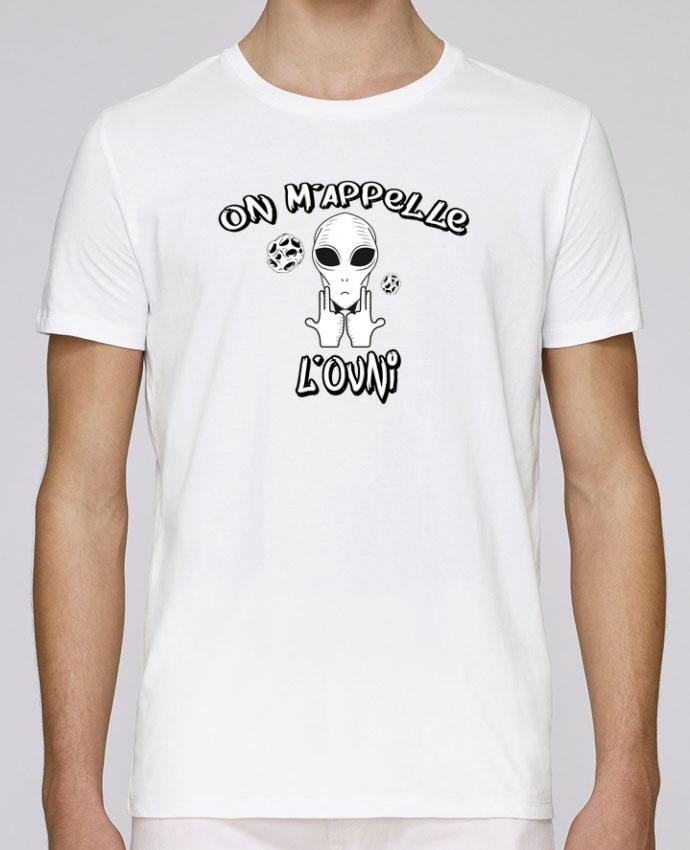 T-Shirt Col Rond Stanley Leads Ovni Jul par tunetoo