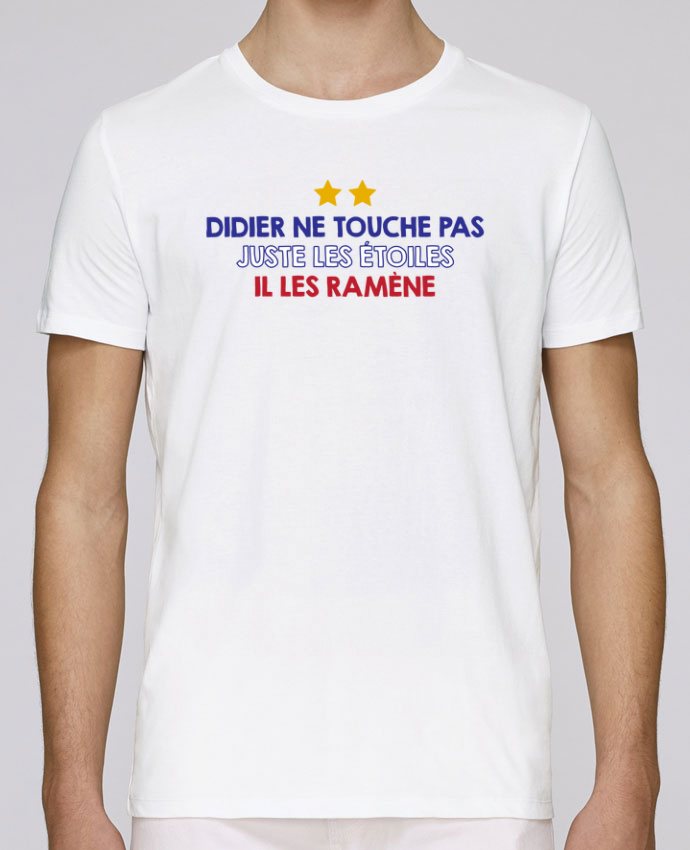 T-Shirt Col Rond Stanley Leads Didier Champion par tunetoo